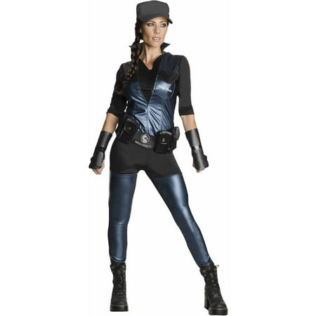 Mortal Kombat Sonya Blade Adult Halloween Costume (Kids Mortal Kombat Scorpion Costume)