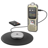 Voice Tracer 8010 Digital Recorder, 8 Gb, Gold/silver