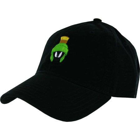 Looney Tunes Marvin the Martian Washed Dad Hat