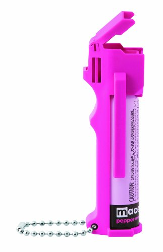 Click here to buy Mace Brand Pepper Spray Pocket Defense Spray.