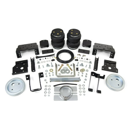 F350 Fifth Wheel - AIR LIFT COMPANY 57396 11-11 F250, F350 & F450 UNDERFRAME MOUNT W/ IN BED HITCH APPS 4WD ADJ LOAD SUPPORT REAR