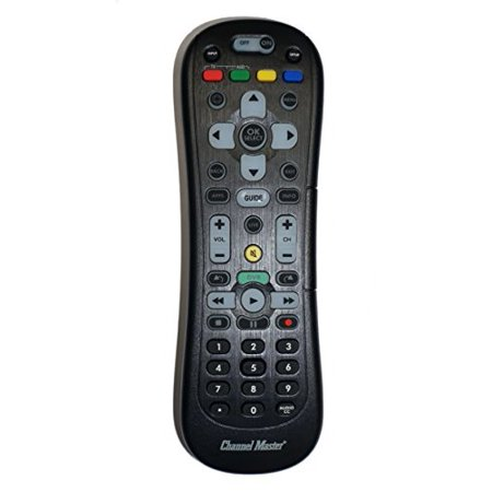 replacement remote for channel master dvr+ (cm-7500xrc2)