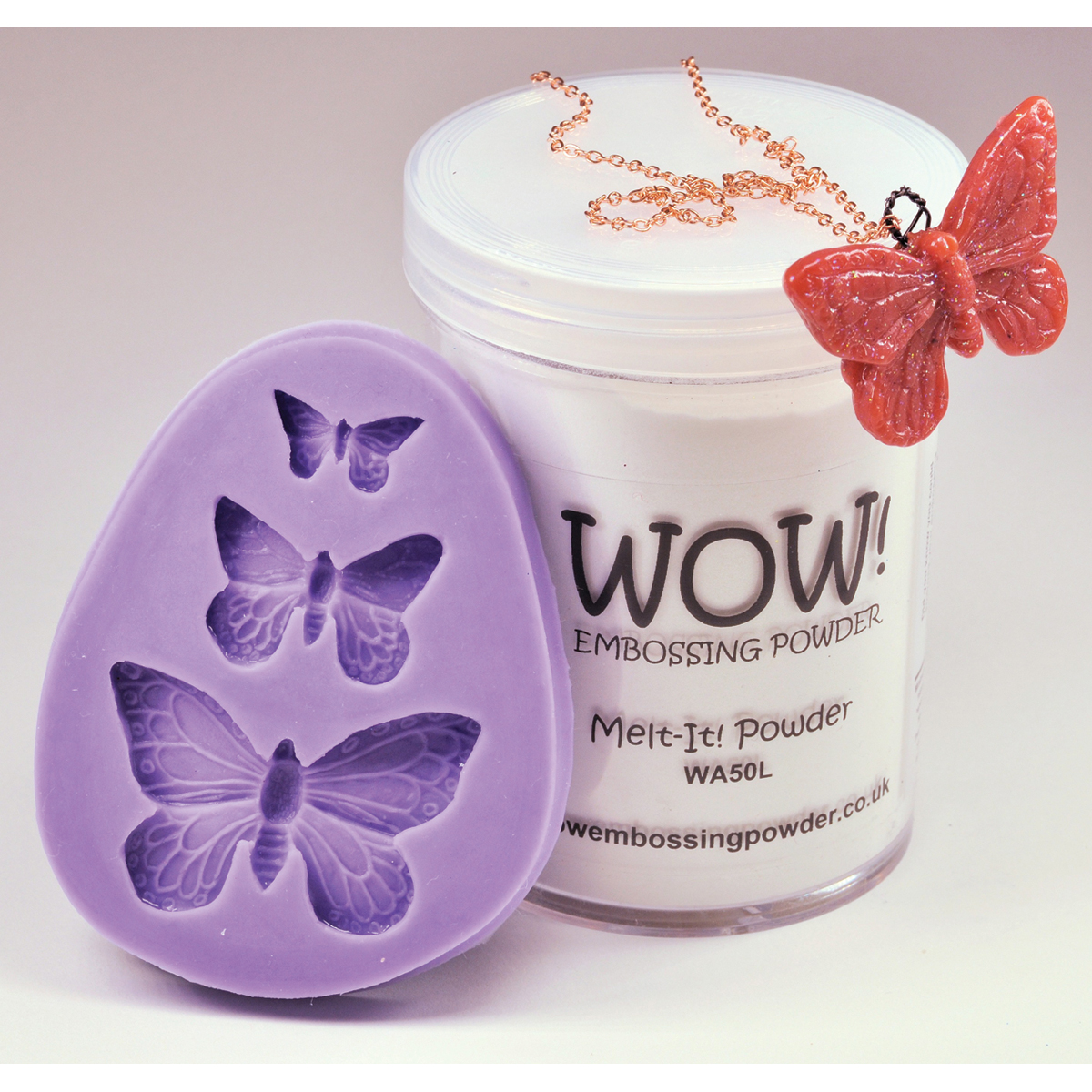 WOW! 3D Mold-Butterfly Trio
