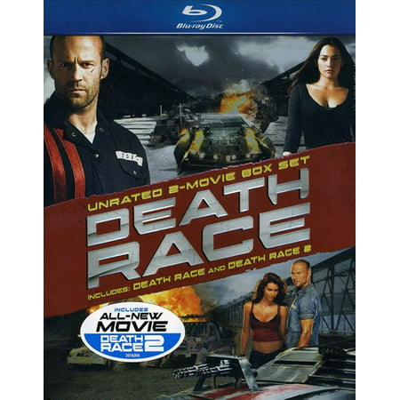 Death Race: Unrated 2-Movie Box Set (Unrated) (Blu-ray + DVD)