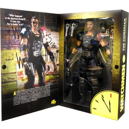 Watchmen Movie Comedian 1/6 Scale Collector Figure 1/6 Scale Statue Figure