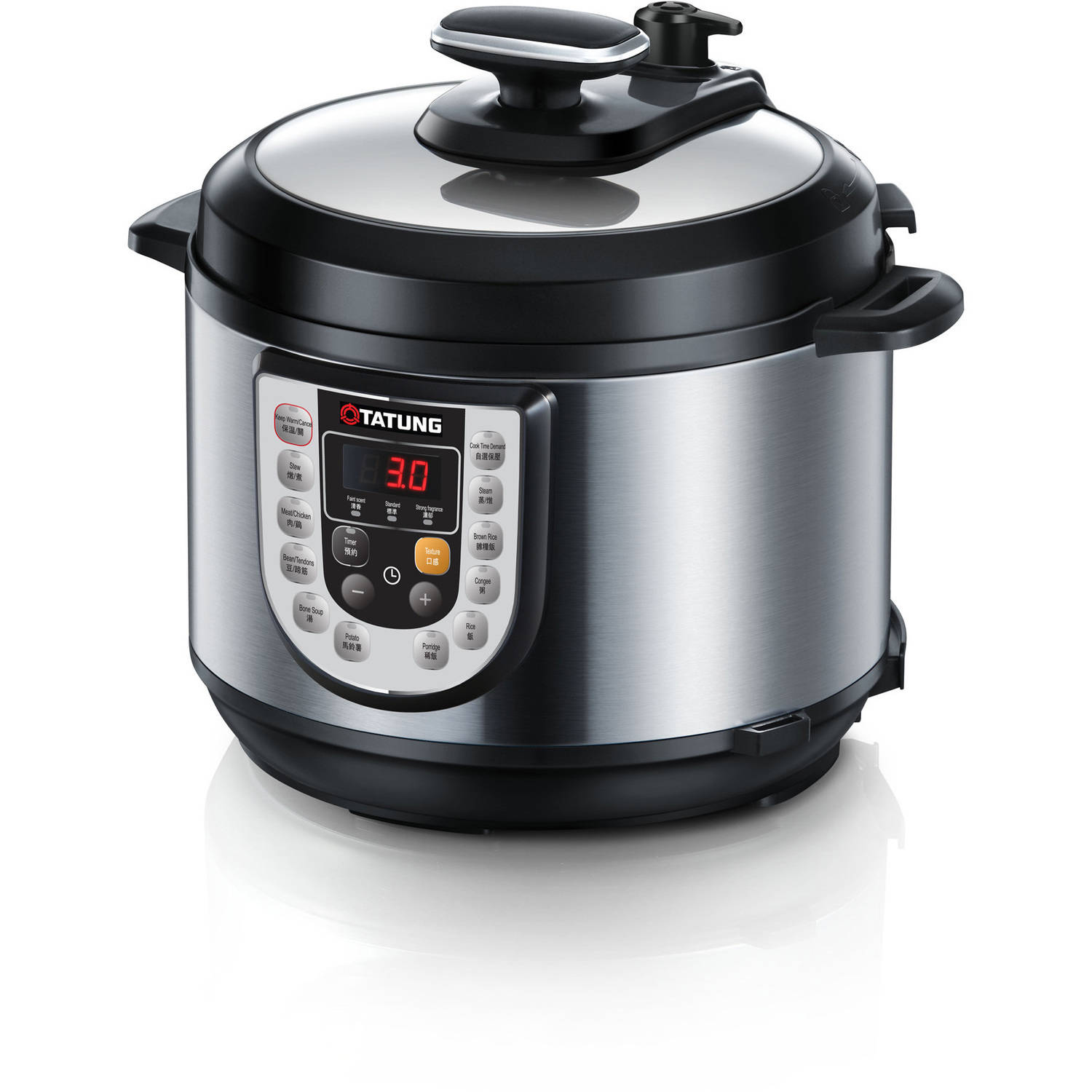 Power Cooker Electric ~ Elite platinum epc quart electric pressure cooker