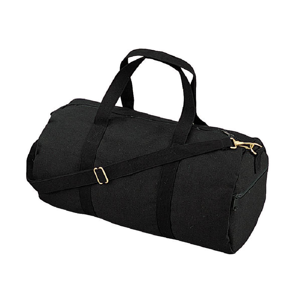 "Rothco 19"" Canvas Shoulder Duffel Bag, Sports Duffle Bag by Rothco"