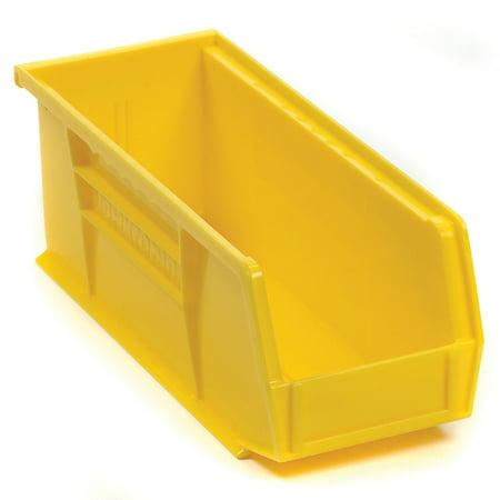 Akro-Mils 30224 Plastic Storage Stacking Hanging Akro Bin, 4-1/8