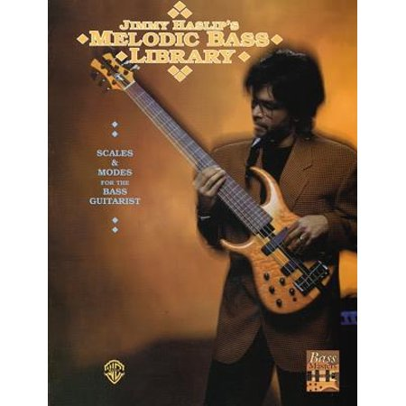 The Jimmy Haslip's Melodic Bass Library