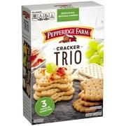 Pepperidge Farm Trio Variety Crackers, 10 oz. Box