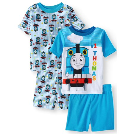 Thomas the Train Cotton 4pc Sleep Set (Baby Boys)