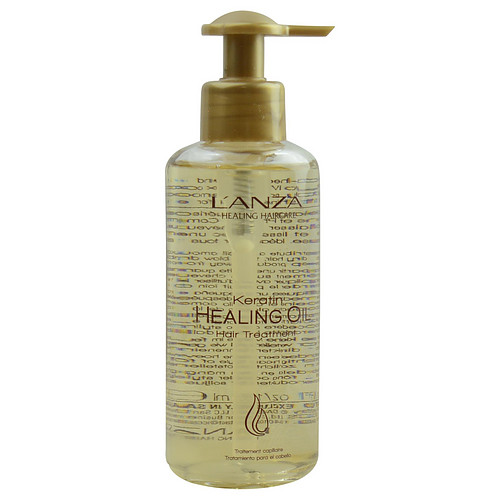 Keratin Healing Oil Hair Treatment by L'anza for Unisex - 3.4 oz Treatment - Walmart.com