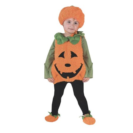 Costumes For All Occasions FW8669TS Pumpkin Cutie Pie Vest 24 Mos - image 1 of 1