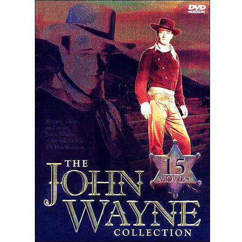 The John Wayne Collection (Full Frame)