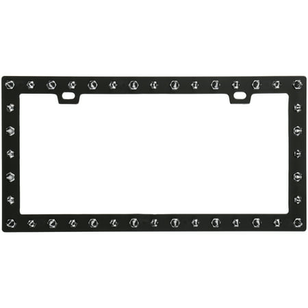 Bell Spike License Plate Frame Wrapper - Walmart.com