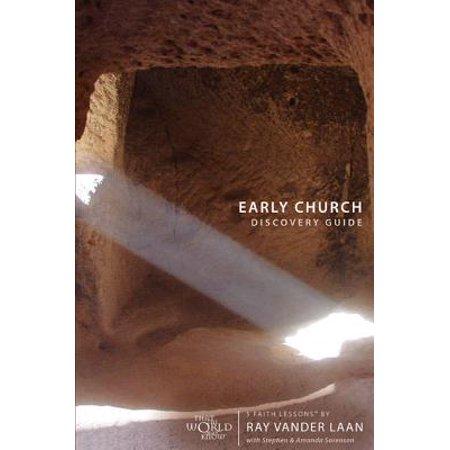 Early Church Discovery Guide : 5 Faith Lessons