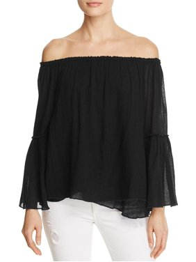 f939a1666ab9e Product Image Bailey 44 Womens Bahama Off the Shoulder Bell Sleeve Casual  Top