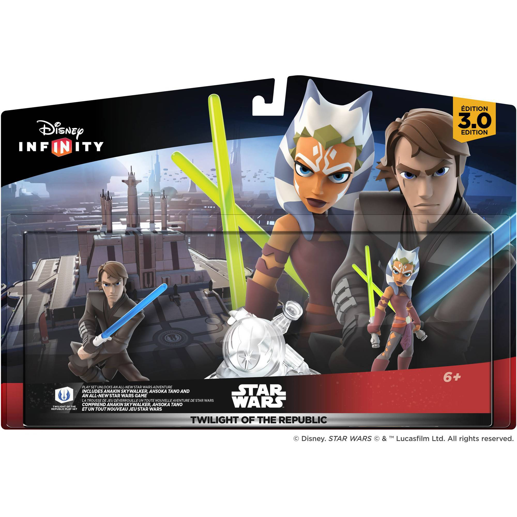 Disney Infinity 3.0 Star Wars Twilight of the Republic [Playset] (Universal)