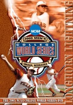 2005 Mens College World Series: Texas vs. Florida (DVD) by Wax Works/Team Marketing