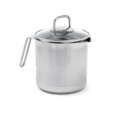Norpro 641 Krona Stainless Steel 12 Cup Multi Pot with Straining Lid