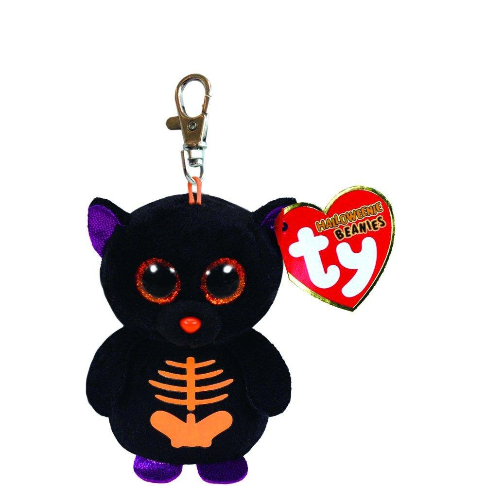 "Ty Beanie Boo Boos 3"" Key Clip - Fangs the Bat (Halloween..."