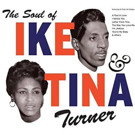 Soul Of Ike & Tina Turner (CD) (The Best Of Tina Turner Celebrate)