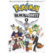 Pokemon (Video): Pokemon Black & White, Set 4 (Other) by WARNER HOME VIDEO