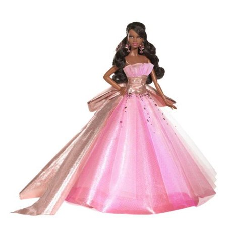 Barbie Collector 2009 Holiday African-American Doll ...