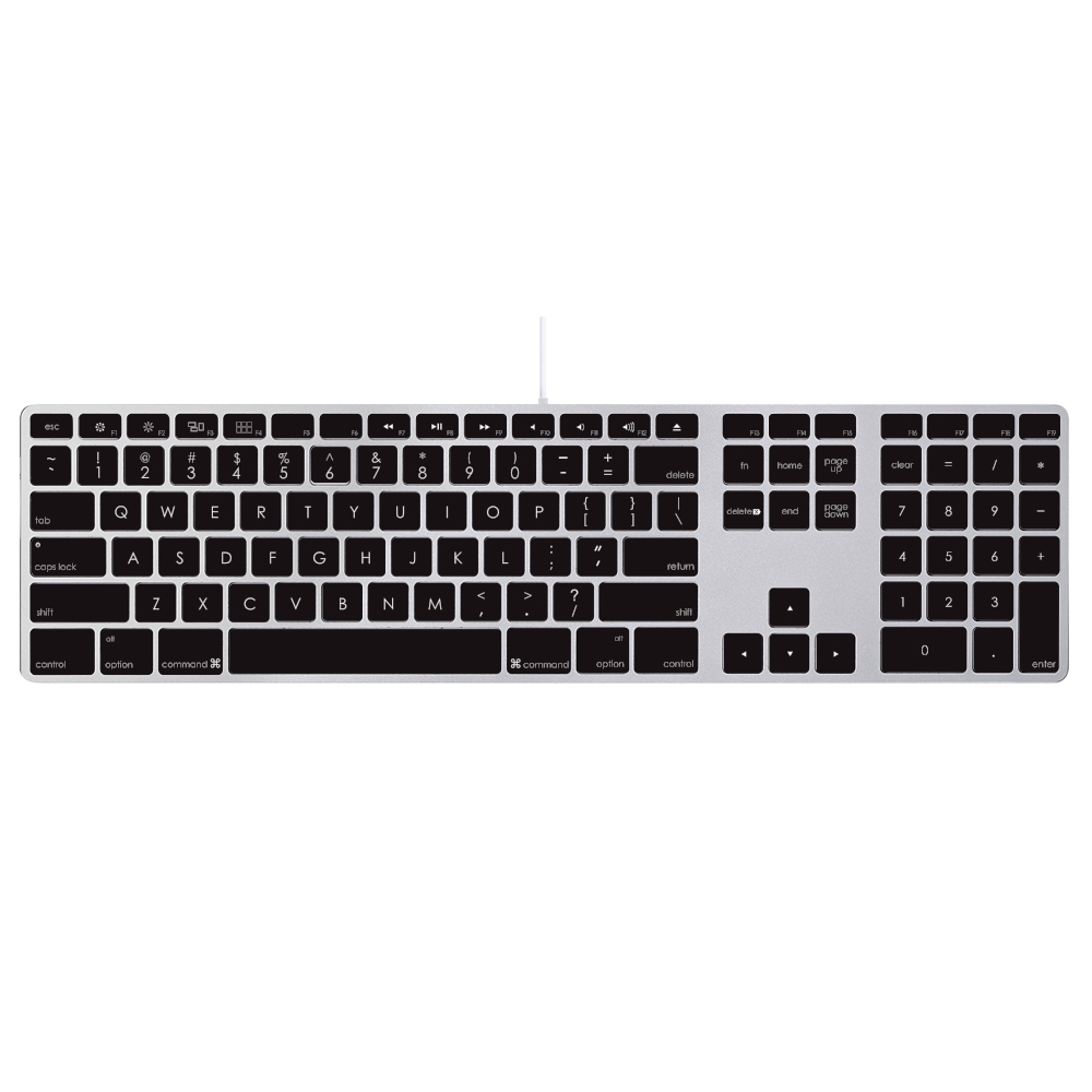 MightySkins Skin For Apple Keyboard with Numeric Keypad MB110LL/B, MB110LL/B | Protective, Durable, and Unique Vinyl Decal wrap cover Easy To Apply, Remove, Change Styles Made in the USA