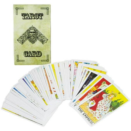 Clinton Cards Halloween Accessories (Fortune Teller Tarot Cards)