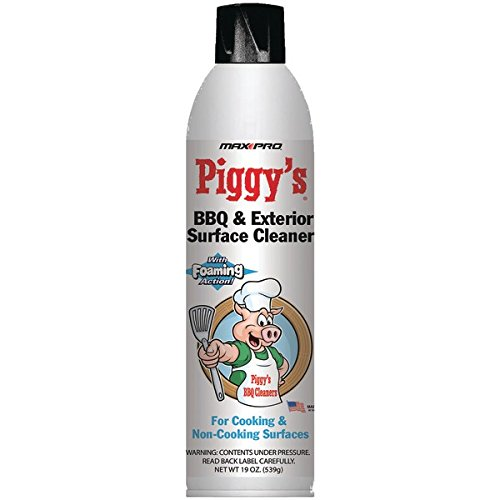 Piggy's PBEC-3536 Piggy's[tm] Pbec-3536 Bbq & Exterior Surface Cleaner, 19oz