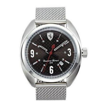 Ferrari Scuderia Stainless Steel Mens Watch 0830211