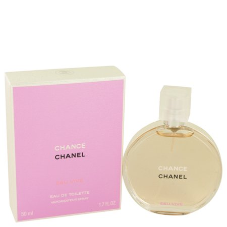 Chance Eau Vive by Chanel - Women - Eau De Toilette Spray 1.7 oz