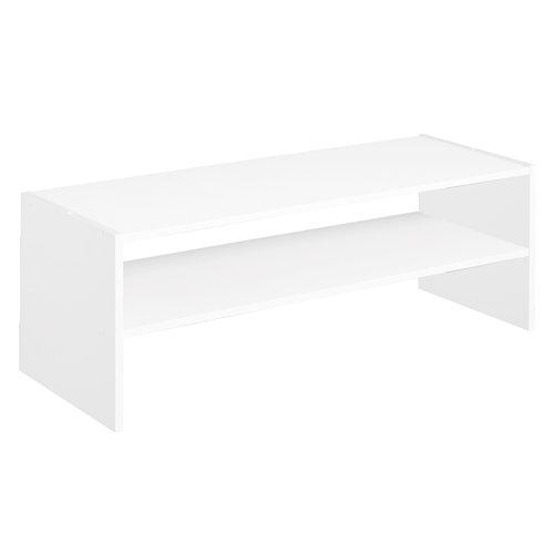 "ClosetMaid Selectives 31"" Horizontal Stacker, White  1011200"