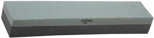 Winco 12-Inch Fine Grain Knife Sharpening Stone, Medium,Set of 6 by