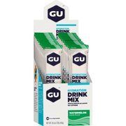 GU Hydration Drink Mix: Watermelon, Box of 24