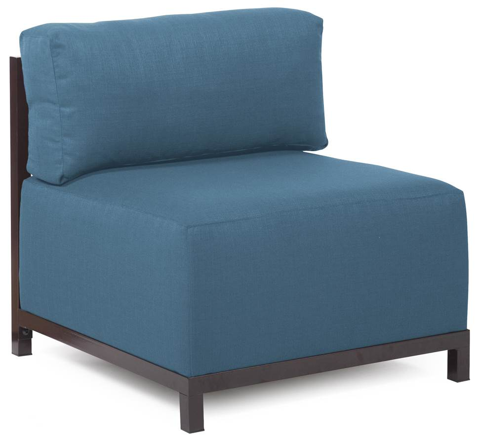 Axis Chair in Turquoise by Howard Elliott Collection