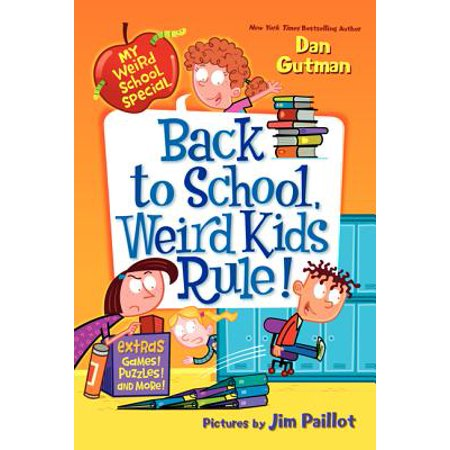 Back to School, Weird Kids Rule! - Halloween Safety Rules For Kids