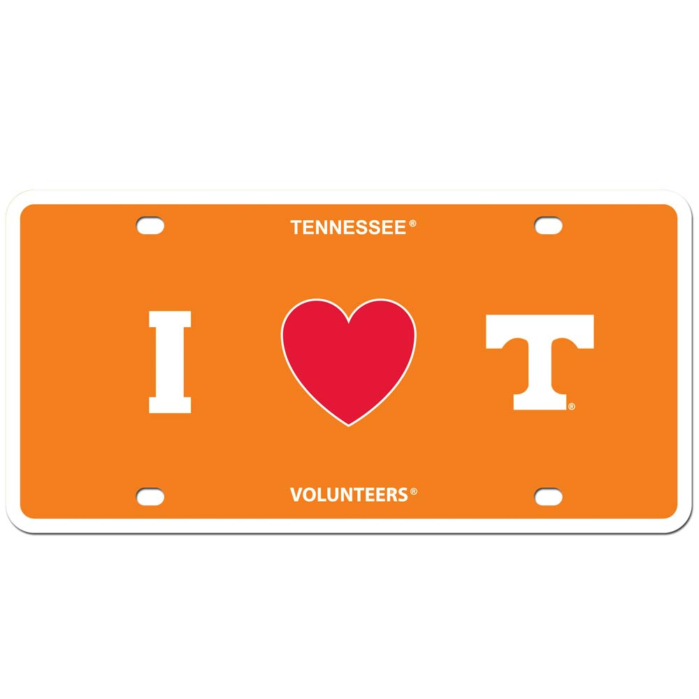 Tennessee Styrene License Plate (F)