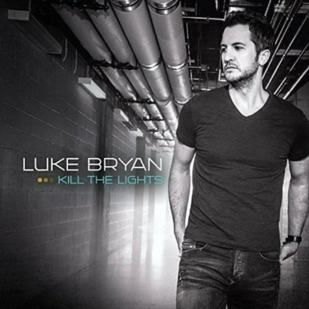 Kill the Lights (CD) (Luke Bryan New Cd Kill The Lights)