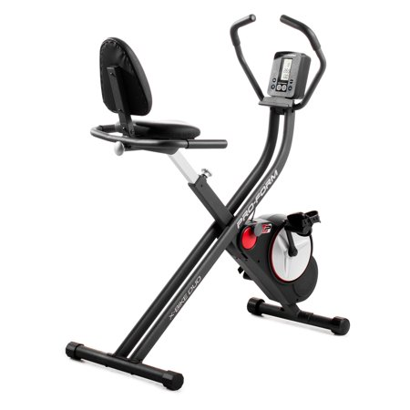ProForm X-Bike Duo Upright & Recumbent Exercise Bike, iFit
