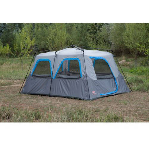 Coleman 2000012702 14 X 10 Foot 10 Person Instant Cabin Tent - Walmart.com  sc 1 st  Walmart & Coleman 2000012702 14 X 10 Foot 10 Person Instant Cabin Tent ...