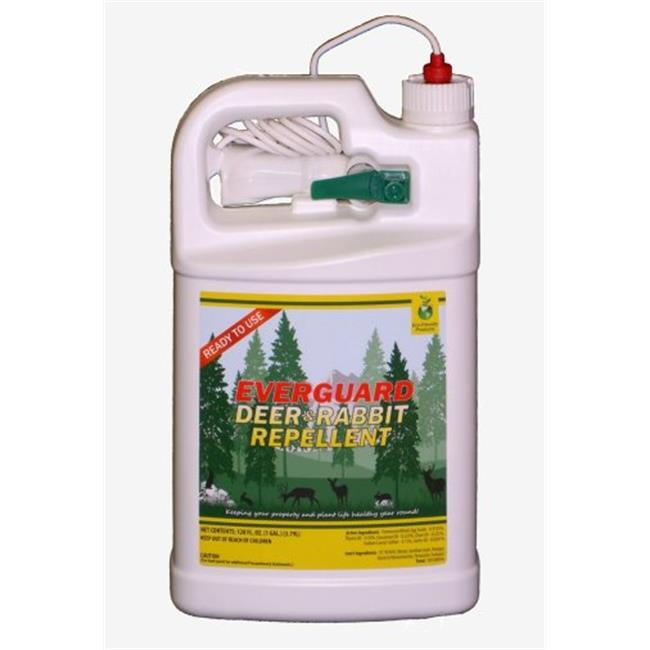 American Deer Proofing Inc.  ADPR128 Everguard Deer & Rabbit Repellent-1gal.  Ready-to-Use