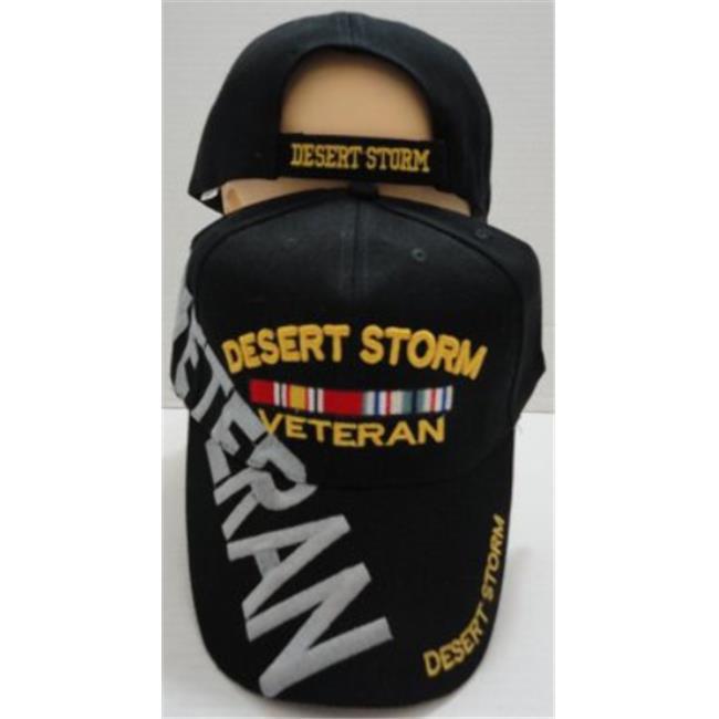 DDI Desert Storm Veteran Hat / Baseball Cap Case Of 24