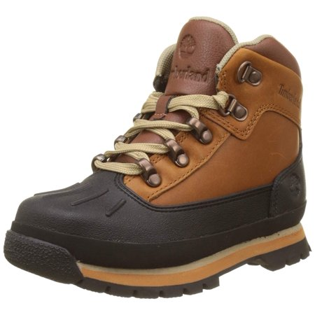 00f8dc2d83d Timberland Junior Euro Shell Toe Hiking Boots Claypot 5.5 M