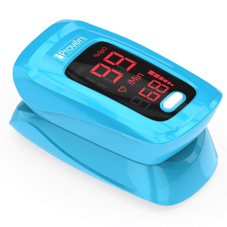 Digital Pulse Heart Rate Monitor Blood Oxygen Meter Oximeter OXi-27 - Rate Flow Meter