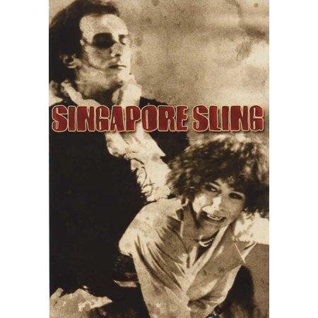 Singapore Sling POSTER Movie B Mini Promo (Halloween Jobs Singapore)
