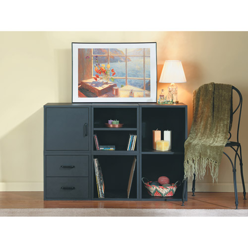 Foremost Groups 5-in-1 Modular Storage System