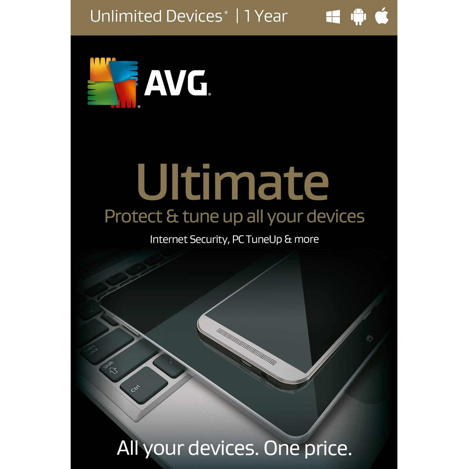 AVG Ultimate Software, 1 Year