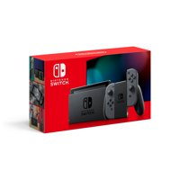 Deals on Nintendo Switch Console with Gray Joy-Con